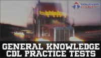 Trucker Country General Knowledge CDL Practice Tests
